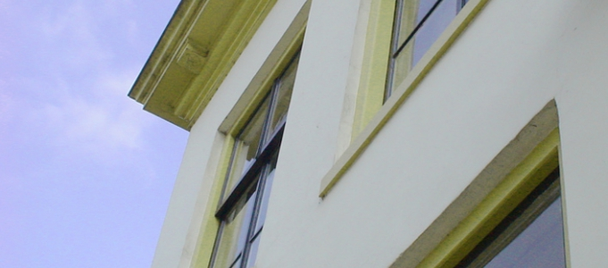 Restauratie & reparatie muren